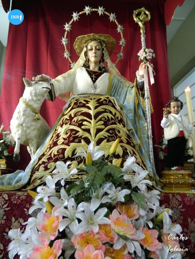 Besamanos a la Pastora de Padre Pío // Carlos Iglesia