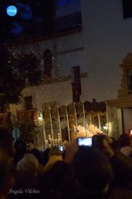 Salida extraordinaria de la Virgen de la Encarnación de San Benito a la catedral // Ángela Vilches