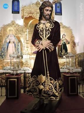 Señor del Soberano Poder de San Gonzalo // Ángela Vilches