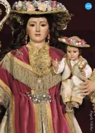Besamanos extraordinario de la Virgen de Araceli // Ángela Vilches