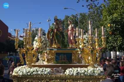 Sagrada Familia de Santas Justa y Rufina // Jesús Elías