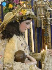 Besamanos a la Pastora de Capuchinos // Carlos Iglesia