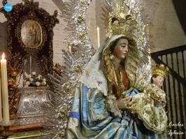 Besamanos de la Virgen de la Salud de San Isidoro // Carlos Iglesia