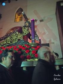 Traslado del Señor de las Penas de San Vicente // Carlos Iglesia
