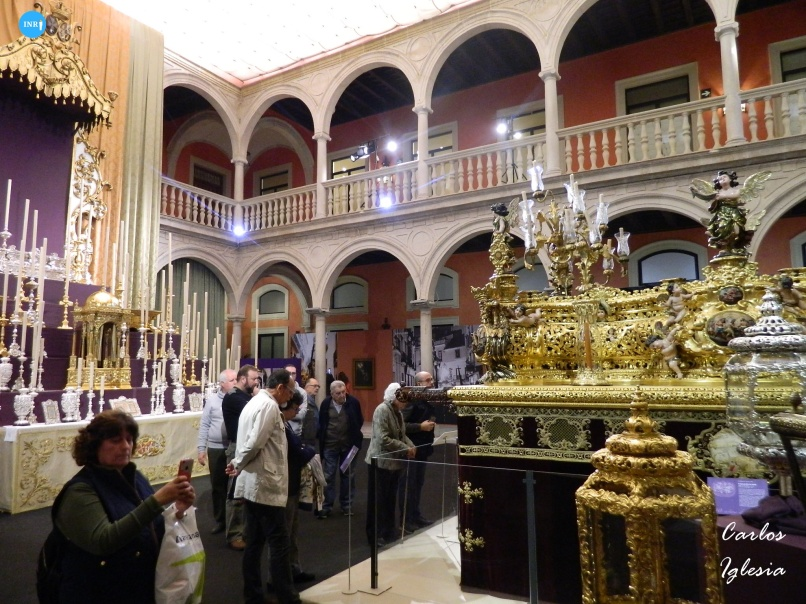 Exposición del Gran Poder // Carlos Iglesia
