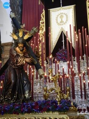 Besapiés del Señor de la Salud de la Candelaria // Carlos Iglesia