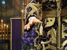 Besamanos al Señor con la Cruz al Hombro del Valle // Carlos Iglesia