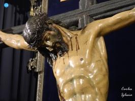 Besapiés al Cristo de la Fundación de los Negritos // Carlos Iglesia