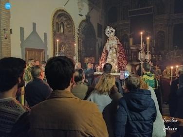 Traslado de la Virgen del Buen Fin de la Lanzada // Carlos Iglesia