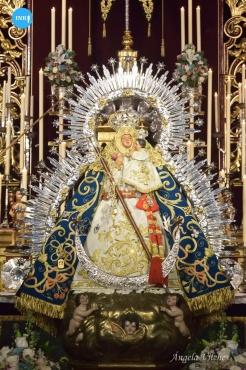 Besamanos a la Virgen de la Cabeza // Ángela Vilches