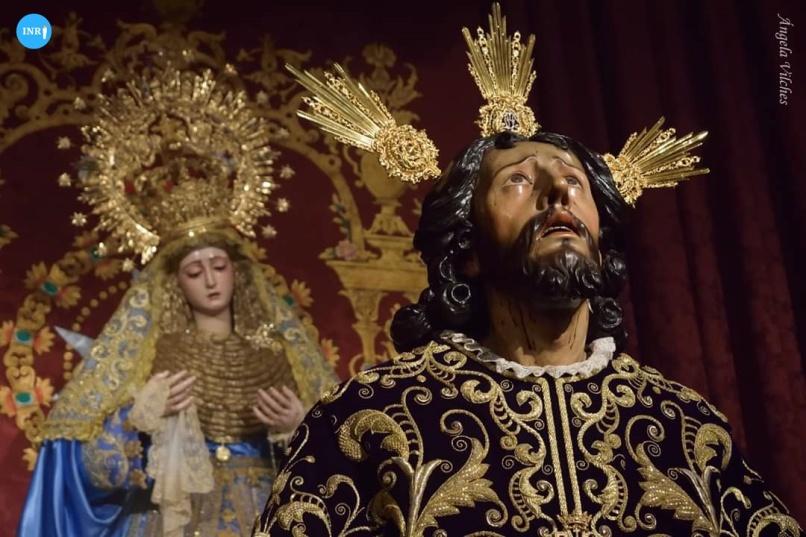 Besapiés al Señor de la Oración en el Huerto de Monte-Sión // Ángela Vilches