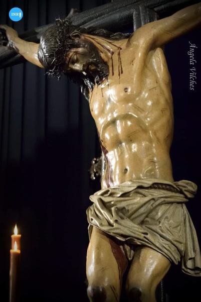 Besapiés al Cristo de la Fundación de los Negritos // Ángela Vilches