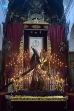 Besapiés del Señor de la Salud de la Candelaria // Ángela Vilches