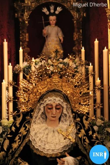 Besamanos a la Soledad de San Lorenzo // Miguel D'herbe