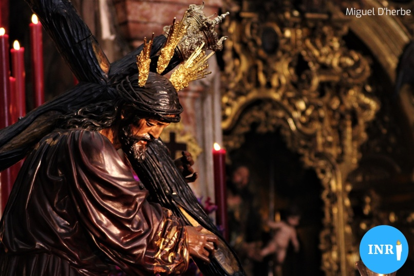 Besapiés del Señor de la Salud de la Candelaria // Miguel D'herbe