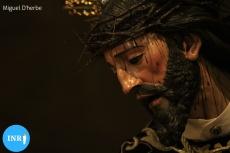 Besamanos al Señor con la Cruz al Hombro del Valle // Miguel D'herbe