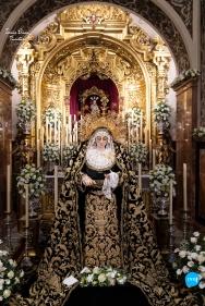 Besamanos a la Soledad de San Lorenzo // Jesús Elías