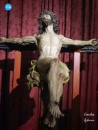 Besapiés al Cristo de la Salud de Monte-Sión // Carlos Iglesia
