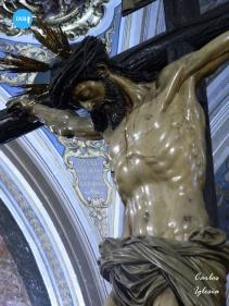 Besapiés al Cristo del Calvario // Carlos Iglesia