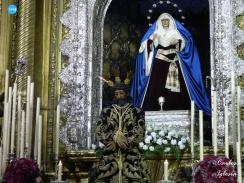 Besapiés al Señor de la Sentencia de la Macarena // Carlos Iglesia