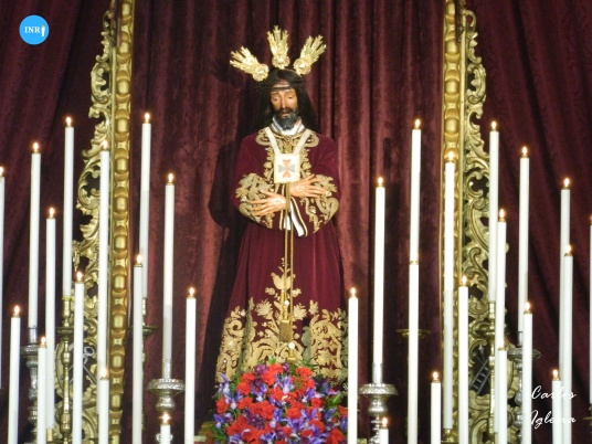 Función al Señor Cautivo de Medinaceli de San Ildefonso // Carlos Iglesia