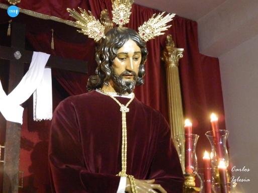 Besamanos al Señor Cautivo en su Soledad del Juncal // Carlos Iglesia