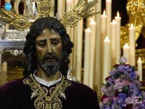 Besamanos al Señor Cautivo de Santa Genoveva // Carlos Iglesia