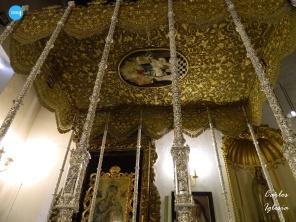 Palio de la Virgen del Rosario de Monte-Sión // Carlos Iglesia