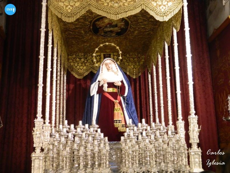 Virgen del Rosario de Monte-Sión // Carlos Iglesia
