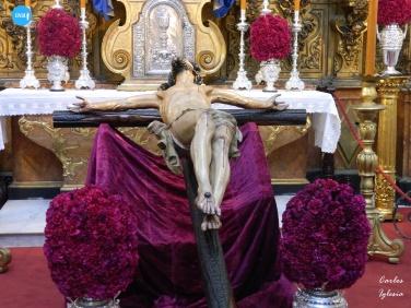 Besapiés al Cristo de las Misericordias de Santa Cruz // Carlos Iglesia