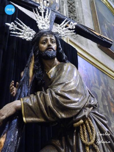 Besapiés al Cristo de la Corona // Carlos Iglesia