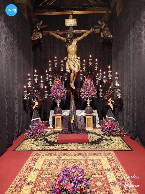 Besapiés del Cristo de la Salvación de la Soledad de San Buenaventura // Carlos Iglesia