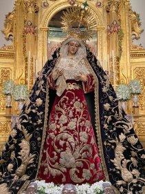 Virgen del Mayor Dolor y Traspaso // Hermandad del Gran Poder