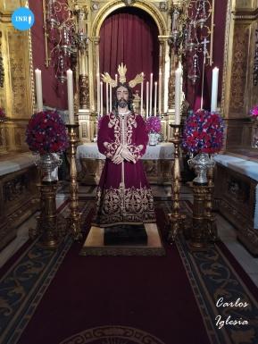 Besamanos al Señor ante Anás del Dulce Nombre // Carlos Iglesia-
