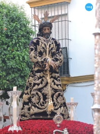 Viacrucis del Señor de la Sentencia de la Macarena // Ángela Vilches