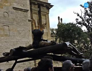 Viacrucis y traslado del Cristo de la Salud en sus Tres Necesidades de la Carretería // Ángela Vilches