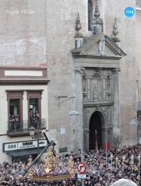 Traslado y viacrucis del Señor de la Salud de los Gitanos // Ángela Vilches