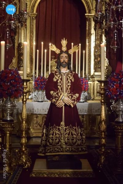 Besamanos al Señor ante Anás del Dulce Nombre // Ángela Vilches