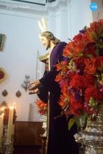 Señor del Soberano Poder en su Prendimiento de los Panaderos // Ángela Vilches