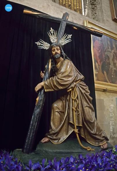 Besapiés al Cristo de la Corona // Ángela Vilches