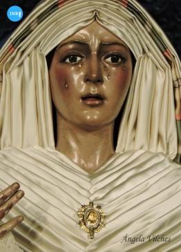 Virgen de la Esperanza Macarena // Ángela Vilches