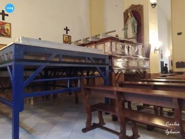 Paso San José Obrero // Carlos Iglesia