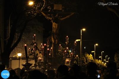 Viacrucis drl Cristo del Desamparo y Abandono del Cerro // Miguel D'herbe
