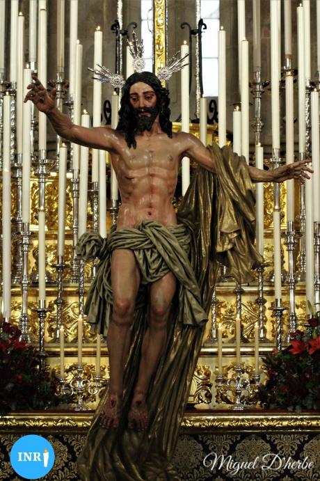 Señor de la Sagrada Resurrección // Miguel D'herbe