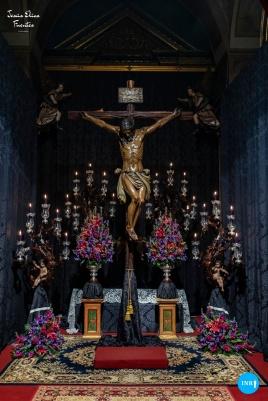 Besapiés del Cristo de la Salvación de la Soledad de San Buenaventura // Jesús Elías