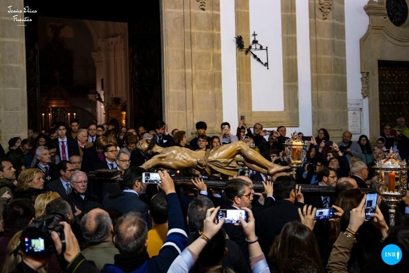 Viacrucis del Cristo de las Misericordias de Santa Cruz // Jesús Elías