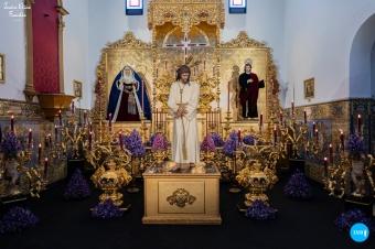 Besapiés al Señor del Soberano Poder ante Caifás de San Gonzalo // Jesús Elías