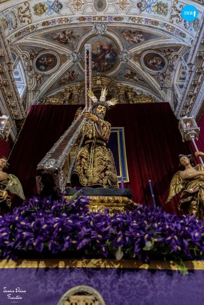Besapiés de Jesús Nazareno del Silencio // Jesús Elías