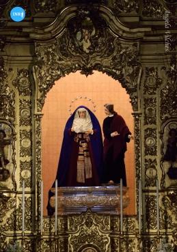 Virgen de la Amargura // Ángela Vilches