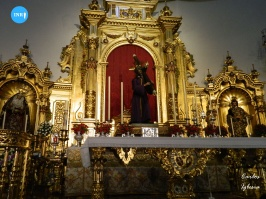 Titulares el Gran Poder tras la reapertura al culto // Carlos Iglesia